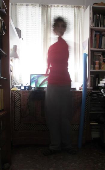 Registro Diario: Dia 25. La entropía se está apoderando de mi espacio de trabajo. Y de mi también.